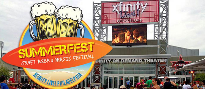 Welcome Summer with Craft Beer and Music at Summerfest, June 21