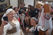Pirate Weekend at Tall Ships Tavern Promises Swashbuckling Fun for All, Aug. 6-9
