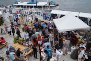 Tall Ships Tavern Reopens for the Summer With the Small Ships Festival, July 23-26