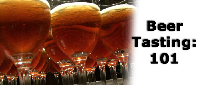 Beer Tasting 101: The Basics