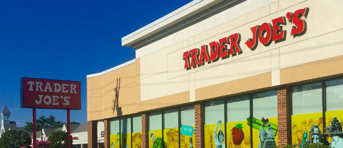 Trader Joe's Launches $3.99, 4-Packs of Sparkling Canned Wine