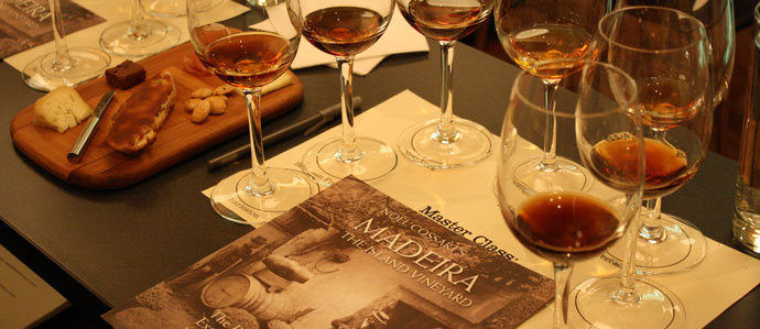 Tria, Madeira, and Wines That Could Be Your Grandpa