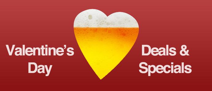 Drink Deals For Valentines