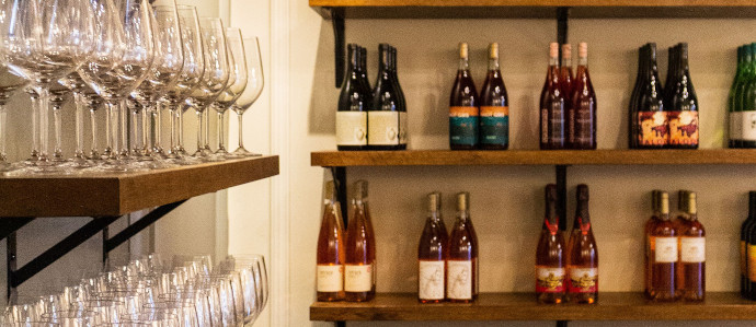 Vernick Wine, A Bottle Shop & Private Events Space, is Now Open in Rittenhouse Square