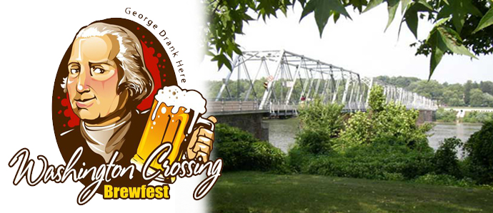 5/14: Washington Crossing Brewfest