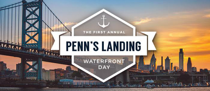 Celebrate the Start of Summer at the First Annual Penn's Landing Waterfront Day, May 28