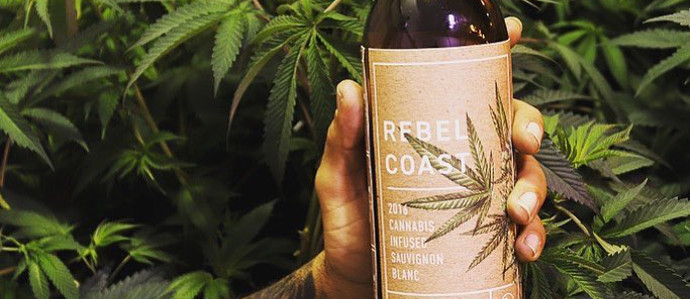 Hangover-Free Cannabis Wine Now Being Sold in California