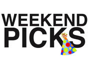Weekend Picks, New Year's Edition, 12/29-1/1