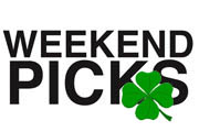 Weekend Picks, St. Patrick's Day Edition, 3/15-3/18
