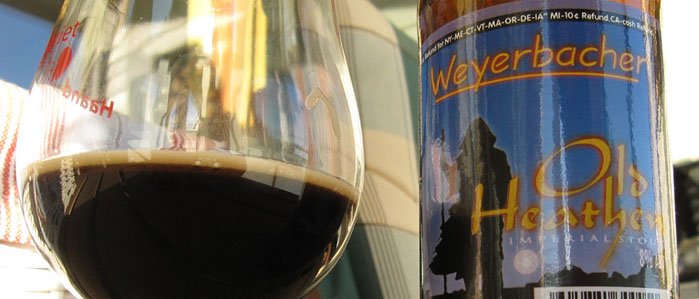 Cavanaugh's Headhouse Brew & Chew with Weyerbacher Brewing, December 19