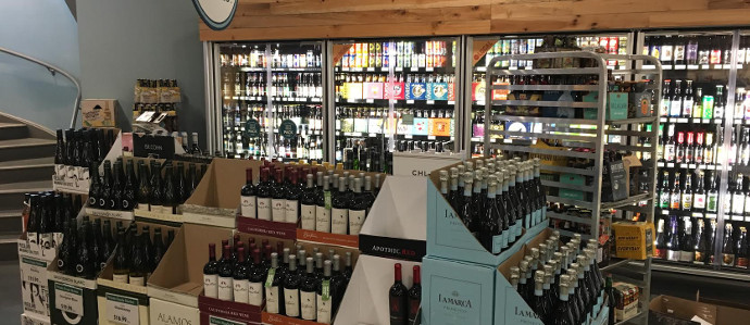 The Whole Foods Market in Fairmount is Now Selling Wines by the Bottle