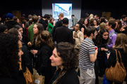 Recap: Drink Philly's First Friday #whyilovephilly Party at the Hamilton Family Arts Center [PHOTOS]