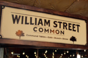 William Street Common Revamps Menu and Introduces Flat-Rate Drink Program