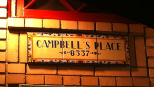 Campbell's Place