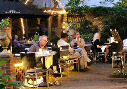 Happy Hour | M Restaurant at The Morris House | Drink Philly