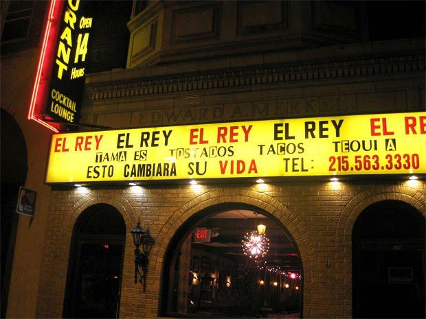 El Rey Drink Philly The Best Happy Hours Drinks