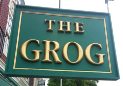 The Grog Grill