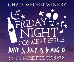 Chaddsford Winery Rectangle Friday Concert Series