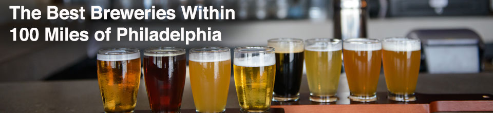 Best Breweries Around Philadelphia - Cover