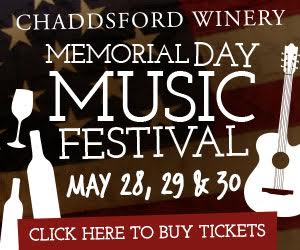Chaddsford Winery Memorial Day Rectangle