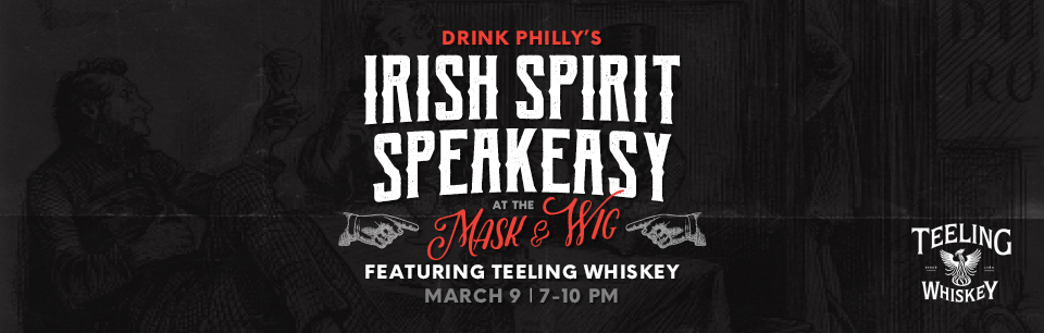 Irish Spirit Speakeasy 2018 - cover