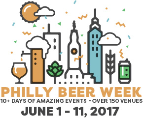 Philly Beer Week 2017 rectangle