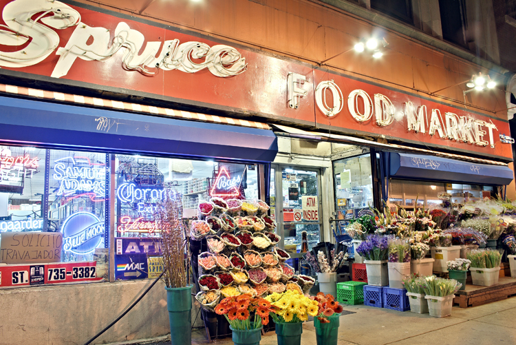 Philly Market Food