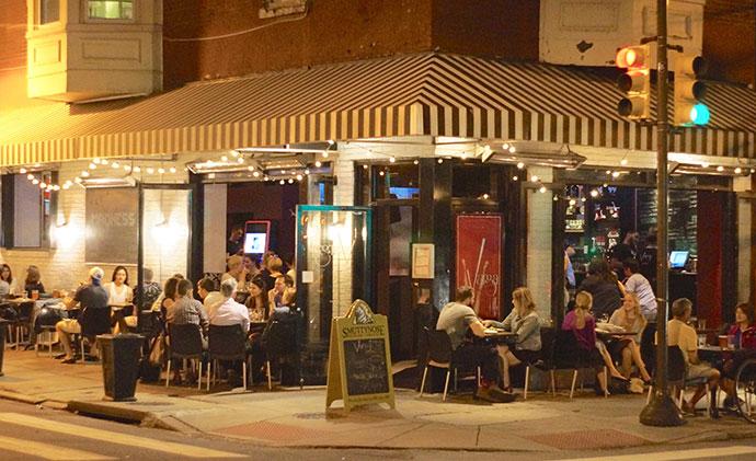 Best Bars For Outdoor Drinking in Philadelphia, 2017 ...