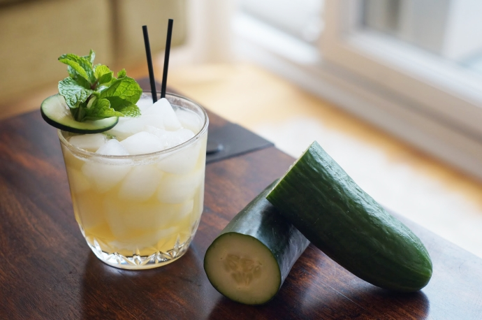 Home Bar Project: How to Make a Kentucky Maid - Drink Philly - The ...