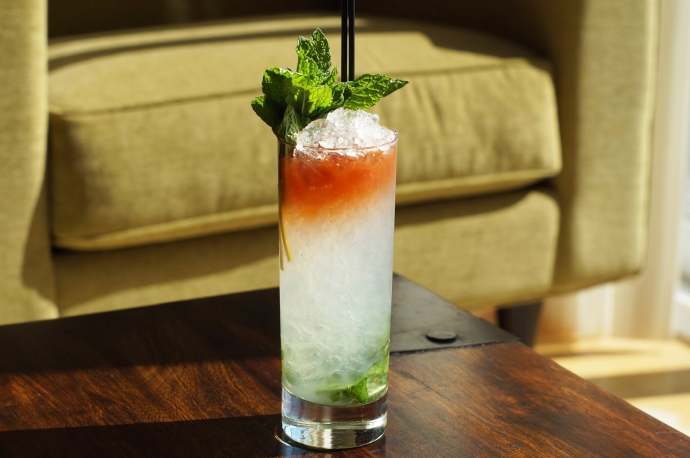 Home Bar Project: How to Make a Queen's Park Swizzle - Drink Philly ...