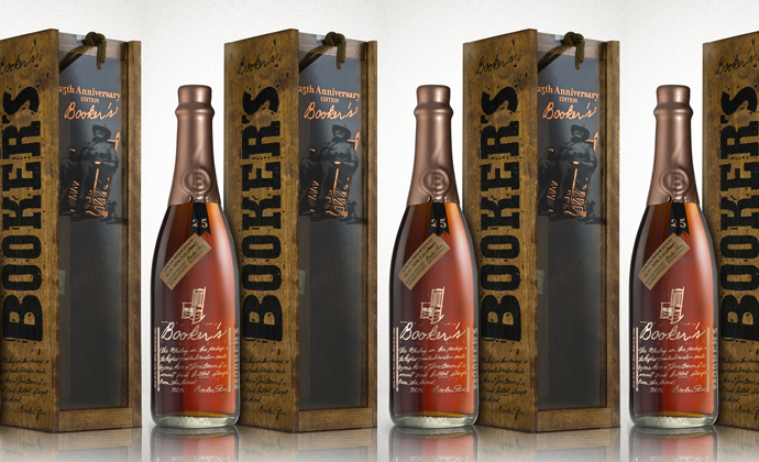 Booker's Bourbon Celebrates Its 25th Anniversary with an ...