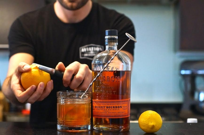 To Make Sure Its Ready For The Guest Your Old Fashioned Shouldn T Have Any Burn It But Also Taste Watery We Call That Sweet Spot