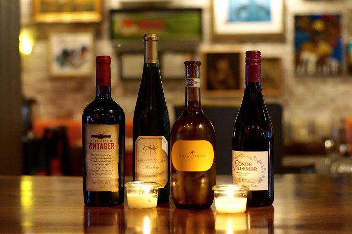 where to find half off wine bottles and other great wine by the