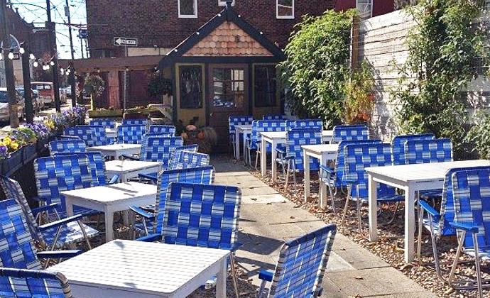 Best Bars For Outdoor Drinking In Philadelphia 2018 Drink Philly The Best Happy Hours