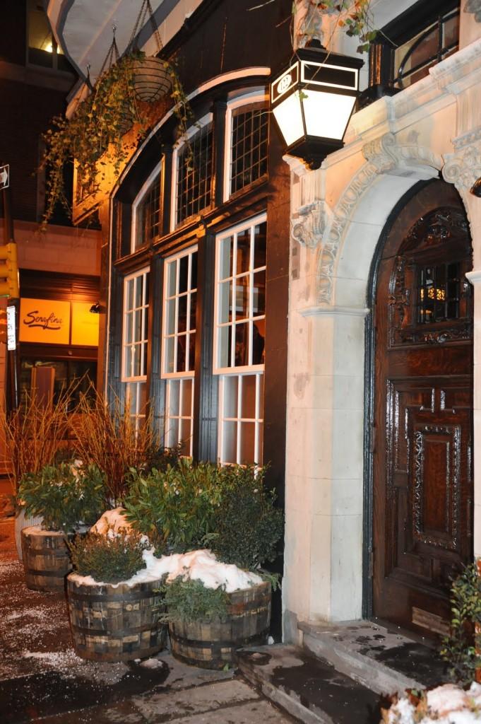 Eulogy Belgian Tavern