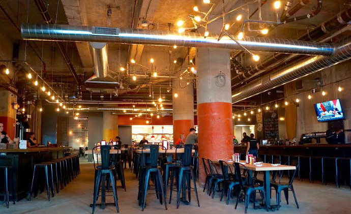 Flying fish 39 s new crafthouse in brewerytown will open on for Fish restaurant philadelphia