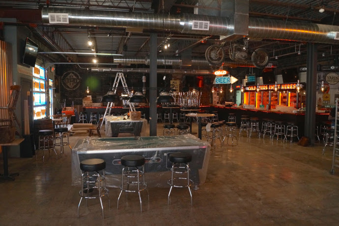 Garage S New Location In Fishtown Is Now Open Drink