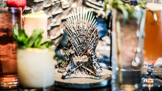 D C Is Getting A Game Of Thrones Pop Up Bar For The Summer
