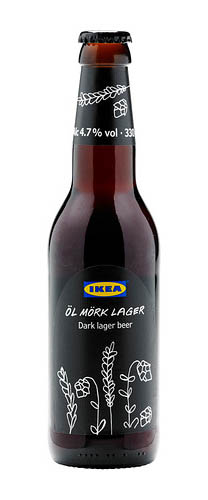 Beer By Ikea Ol Mork Lager Drink Philly The Best