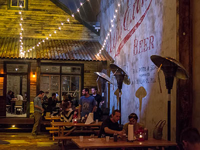 Fette Sau Opens In Fishtown With Beer Whiskey And Bbq