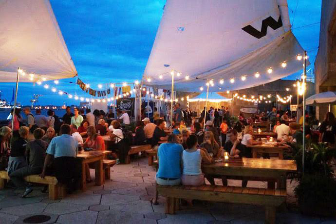 Tall Ships Tavern Beer Garden Now Available For Private Event Rentals Drink Philly The Best