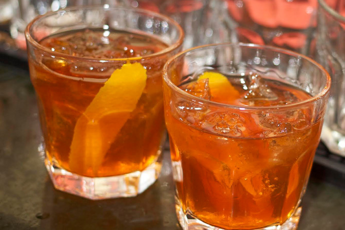 Head to The Trestle Inn's 7th Annual Bourbon Battle & Drink