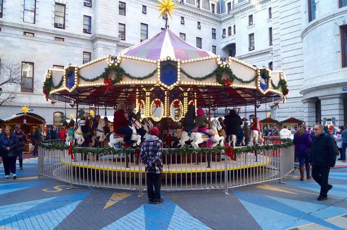 Christmas Village Philly.Head To Philly S Christmas Village On Wednesdays For Holiday